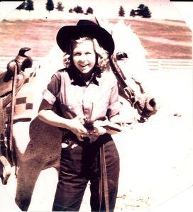 Cowgirl Rosie