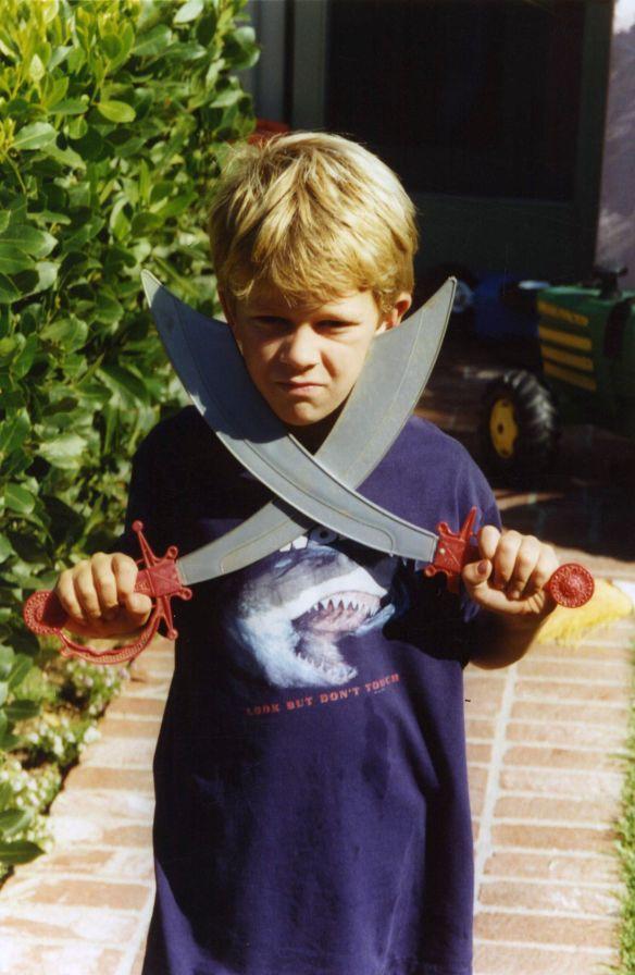 Henry & swords